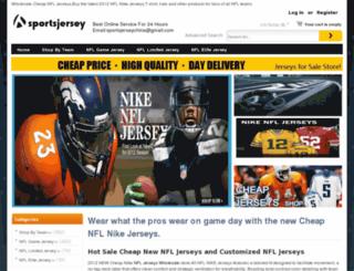sportsjerseychina.com screenshot