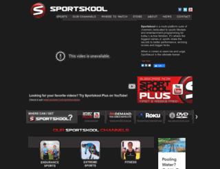 sportskool.com screenshot