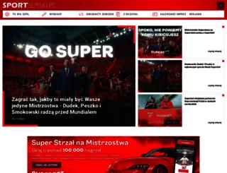 sportslaski.pl screenshot