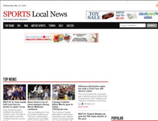 sportslocalnews.com screenshot
