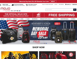 sportsluggage.com screenshot