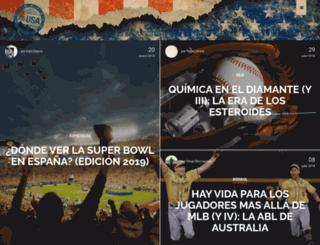 sportsmadeinusa.com screenshot