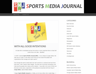 sportsmediajournal.com screenshot