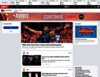 sportsnation.espn.go.com screenshot