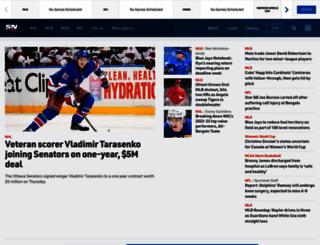 sportsnet.ca screenshot