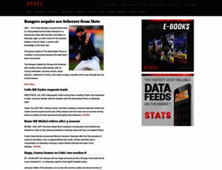 sportsnetwork.com screenshot