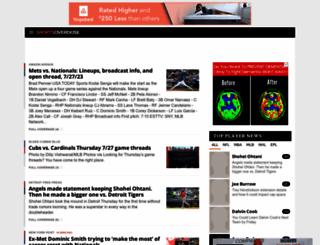 sportsoverdose.com screenshot