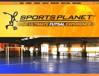 sportsplanet.com.my screenshot
