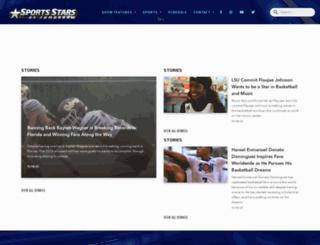 sportsstarsoftomorrow.com screenshot