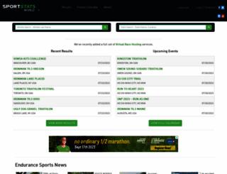 sportstats.ca screenshot