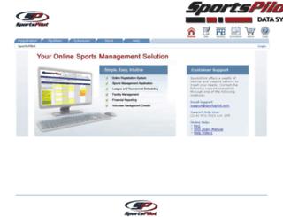 sportstech.net screenshot