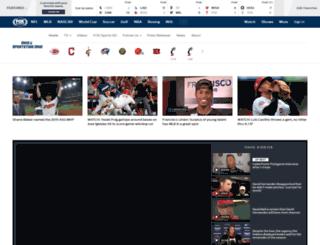 sportstimeohio.com screenshot