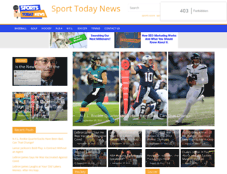 sportstodaynews.com screenshot