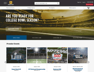 sportstravel.com screenshot