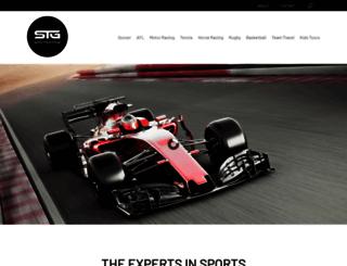 sportstravelgroup.com.au screenshot