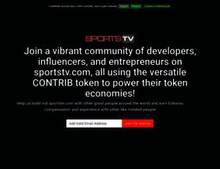 sportstv.com screenshot