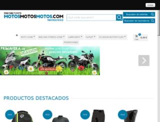 sporttech.es screenshot