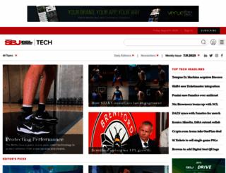 sporttechie.com screenshot