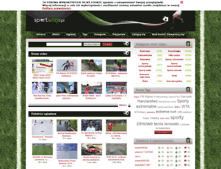sportwizja.pl screenshot