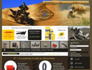 sportxtreme.fr screenshot