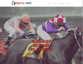 sporty-tech.com screenshot