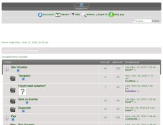sporveoyun.yetkinforum.org screenshot
