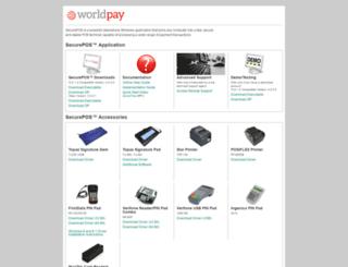 spos.securenet.com screenshot