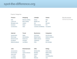 spot-the-difference.org screenshot