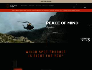 spotadventures.com screenshot