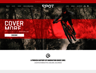 spotbikes.com screenshot