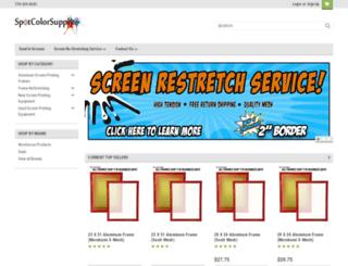 spotcolorsupply.com screenshot