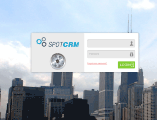 spotcrm.23traders.com screenshot