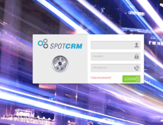 spotcrm.imperialoptions.com screenshot