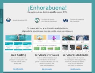 spotfn.es screenshot