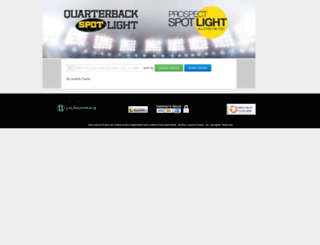 spotlight.launchtrack.events screenshot