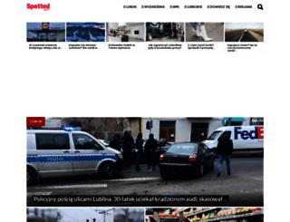 spottedlublin.pl screenshot