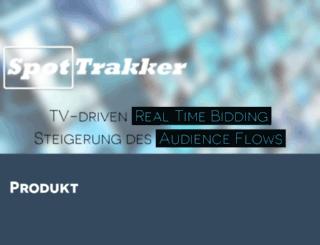 spottrakker.com screenshot