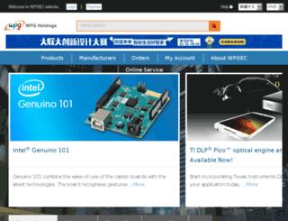 spp.wpgholdings.com screenshot