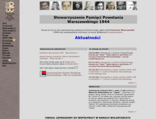 sppw1944.org screenshot