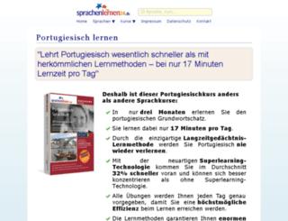 sprachkurs-portugiesisch-lernen.online-media-world24.de screenshot