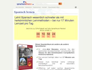 spanisch crashkurs online