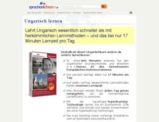 sprachkurs-ungarisch-lernen.online-media-world24.de screenshot