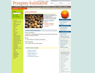 sprawdzoneprzepisy.pl screenshot