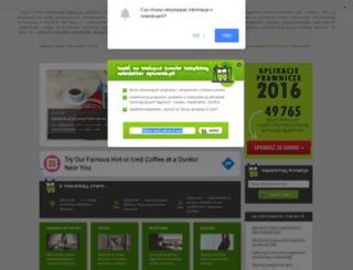sprawnik.pl screenshot