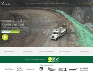 spraygrassaustralia.com.au screenshot