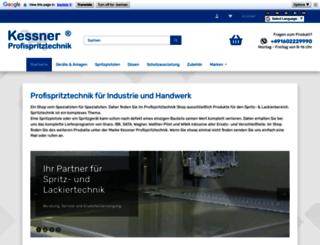 spraytool.de screenshot