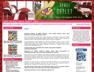 spreioutlet.com screenshot