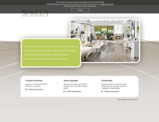 sprela.com screenshot
