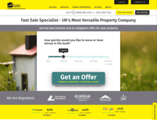 springbokproperties.co.uk screenshot