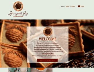 springerlejoy.com screenshot
